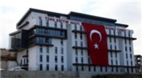 Türk Eğitim Vakfı Trabzon Kız Öğrenci Yurdu bugün düzenlenen törenle açıldı!
