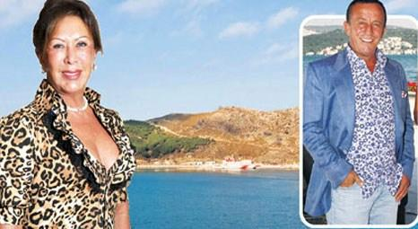 Ali Ağaoğlu ve Ahu Aysal, turizm yatırımları için Gökçeada'yı tercih etti!