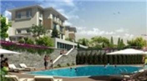 Çengelköy Bahçeli Vadi'de fiyatlar 240 bin liradan başlıyor!