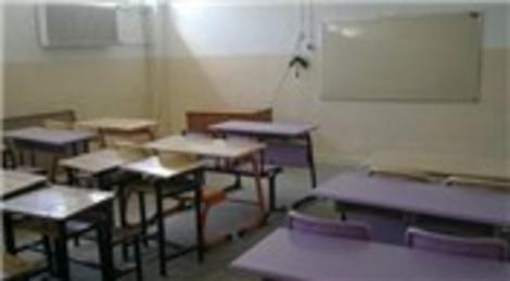 Keçiören Kamil Ocak İlkokulu'nda kazan dairesi sınıf yapıldı!
