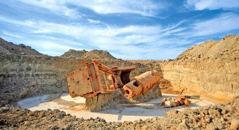 Çanakkale Savaşı'nda kullanılan top ve tüfekler 97 yıl sonra toprak altından çıkarıldı!