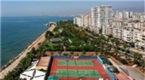 İçişleri Bakanlığından Mersin'de satılık turistik tesis! 30 milyon liraya!