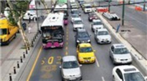 İstanbul'da Bus Lane uygulaması tuttu, toplu taşıma kullanımı yüzde 11 arttı!