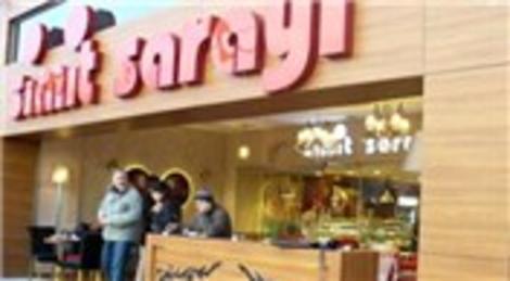 Simit Sarayı, yurtdışında 370 mağaza açacak!