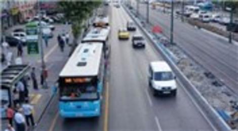 İstanbul'da Toplu Taşıma Yolu projesi genişliyor! İşte yeni bölgeler!