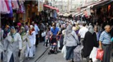 Paris'te Saint Denis neyse, İstanbul'da Mahmutpaşa da o!