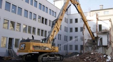 Ankara'da kentsel dönüşüm yıkımları askeri lojmanlardan başlayacak!