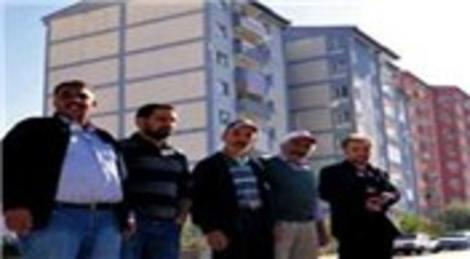 Erzurum'da arsasına izinsiz 3 bin 500 konut yaptırılan Mehmet Kurt davayı kazandı!