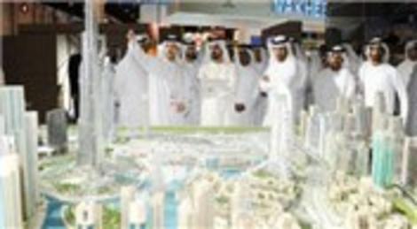 Türk inşaat şirketleri, Dubai'deki Cityscape Global Fuarı'nda şov yapacak!