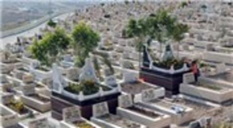 Çin'den gelen mermerler mezarlık sektörüne girdi!