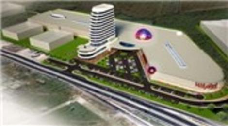 Mobilya Kent İnegöl AVM ve 120 odalı otel, Bursa'da 40 milyon dolara inşa ediliyor!