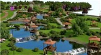 Konya'daki Kelebekler Vadisi projesi 385 bin metrekarelik alana kuruluyor!