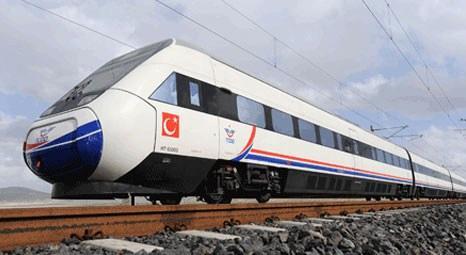 TCDD'nin yeni hedefi: Ankara-Antalya 2,5 saat!