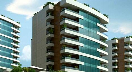 Trabzon Modern Boztepe Residence'ta 106 bin TL'ye!