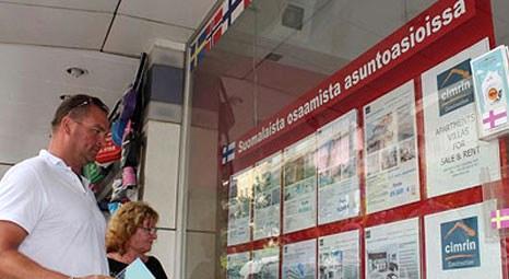 Yabancıya gayrimenkul satışı yüzde 7,6 artış gösterdi!