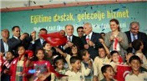 Başakşehir Mehmet Akif Ersoy İÖO, KİPTAŞ ve İBB tarafından inşa edildi!