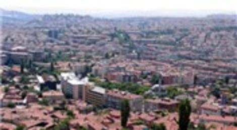 Ankara Altındağ'da satılık 2 arsa! Metrekaresi 2 bin liraya!