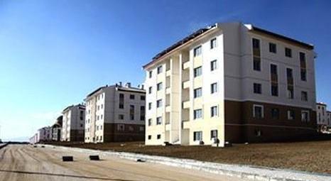 TOKİ'nin Bostaniçi Beldesi ve Kevenli Köyü'nde inşa ettiği konutlarının anahtar teslimi yapıldı!