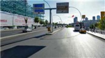 Ankara'da metro nedeniyle kapatılan İnönü Bulvarı 2013 yılında trafiğe açılacak!