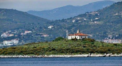 Aydın'daki Bayrak Adası'na kurulmak istenen baz istasyonuna izin çıkmadı!