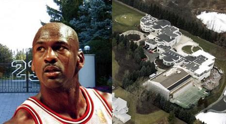 Michael Jordan'ın Chicago'daki malikanesi 29 milyon dolara satışta!