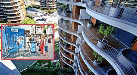 Folkart Yapı projelerini İstanbul Nişantaşı'nda tanıttı!