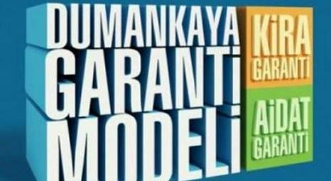 Dumankaya Garanti Modeli kampanyasının süresi Eylül sonuna uzatıldı!
