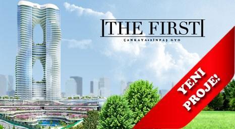 Sinpaş GYO, The First Residence için ön talep topluyor!