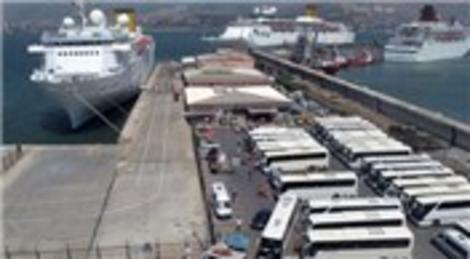İzmir Alsancak Kruvaziyer Limanı'na Kaya Holding talip oldu!