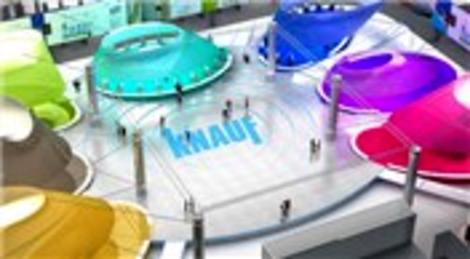 Knauf Arena'da en yeni ürün ve sistemlerini tanıtılacak!