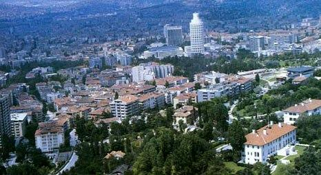 Kentsel dönüşümde dinamitle yıkım Ankara'nın dört ilçesinde başlıyor!
