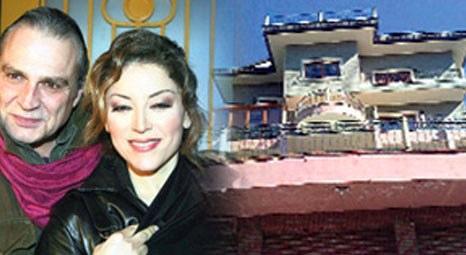 Haluk Bilginer ve Aşkın Nur Yengi, Acarkent'te birlikte oturdukları villayı 8 milyon TL'ye satışa çıkardı!