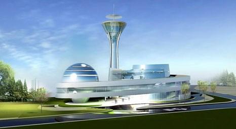 Üsküdar'a Bilim Merkezi ve Gözlem Evi geliyor!