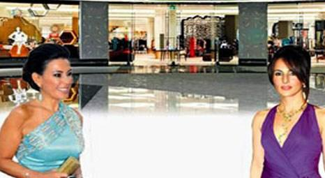 Mağazalardaki VIP gece alışveriş modasını Suzan Sabancı ve Nevbahar Koç başlattı!