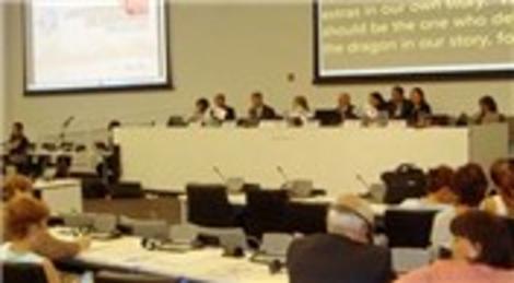 Başakşehir Belediyesi, Birleşmiş Milletler'de düzenlenen konferansa katıldı!