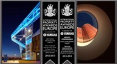 Yazgan Tasarım Mimarlık The European Property Awards 2012'den iki ödülle döndü!