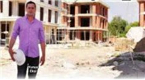Farklı İnşaat, Antalya Lara'da otel mantığında yeni bir proje hayata geçiriyor!