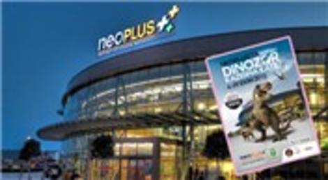 NeoPlus AVM'de Kids Dino Dig ile Dinozorlar Çağı'na yolculuk!
