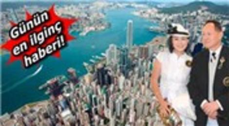 Hong-Kong'lu emlak zengini bir baba, kızıyla evlenene 63 milyon dolar verecek!