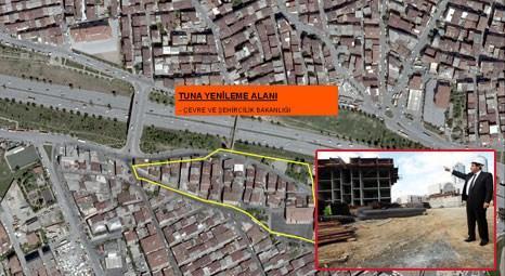 Esenler'de kentsel dönüşümle 10 yılda 26 bin bina yenilenecek!