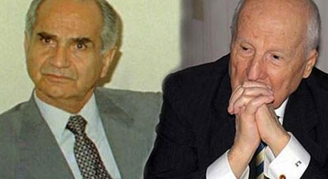 Kenan Evren ve Tahsin Şahinkaya'nın mal varlıklarına el konulması talebi reddedildi!