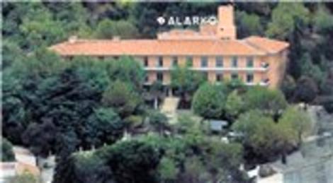 Alsim Alarko'nun Ortaköy Holding İş Merkezi'ndeki payı üçte bir!