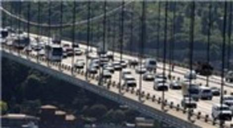 KGM'ye göre Boğaziçi ve FSM Köprüleri, 2001-2011 arasında 4.6 milyar lira kazandırdı!