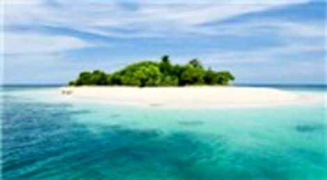 Türk zenginlerin yeni gözdesi; ıssız adada, doğayla iç içe Survivor tadında tatil yapmak!
