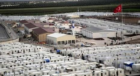 Suudi Arabistan, Kilis'e 10 bin kişilik konteyner kent kuracak!