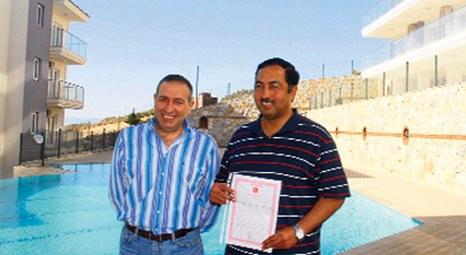 Kuveytliler, Kuşadası'nda Şengel İnşaat projelerinden 32 konut satın aldı!