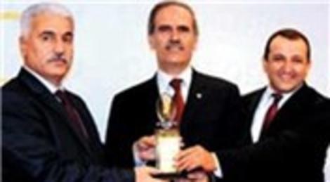 İGDAŞ, Altın Karınca Belediyecilik Ödülleri'nde iki birincilikle ödüllendirildi!