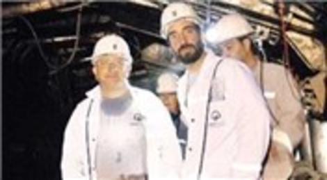Alp Gürkan, İzmir Bayındır'da Koç Grubu'na ait kurşun-çinko madenini işletmeye soyundu!