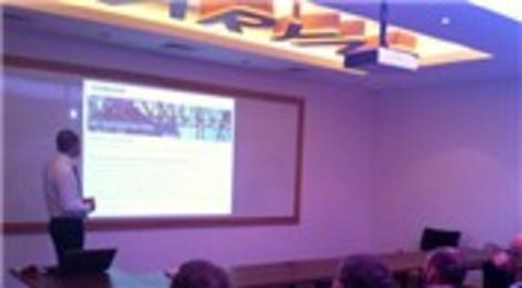 Varyap Meridian'ın Dubai Cityscape 2012'deki standına Fransız, Alman ve Hollandalılar akın etti!