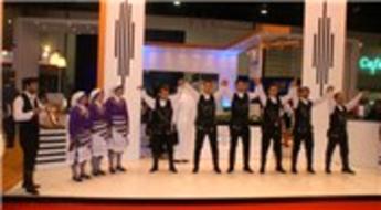 Ağaoğlu çalışanları, Dubai Cityscape Global 2012'de horon tepti!